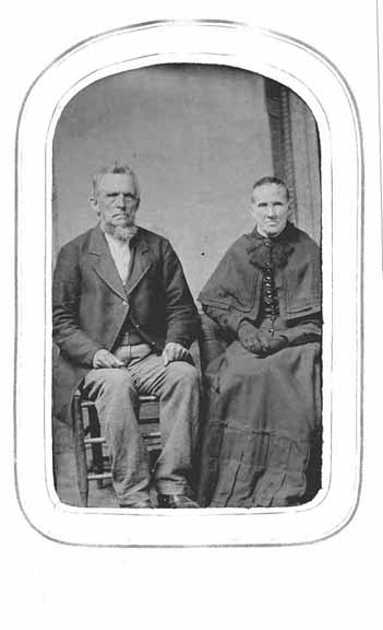 John Baulch and Sophia Stone